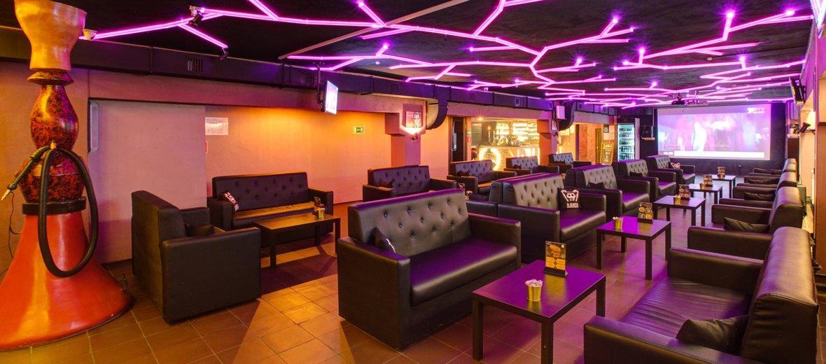 Фотогалерея - Кальян-бар Django Lounge на Домостроительной улице