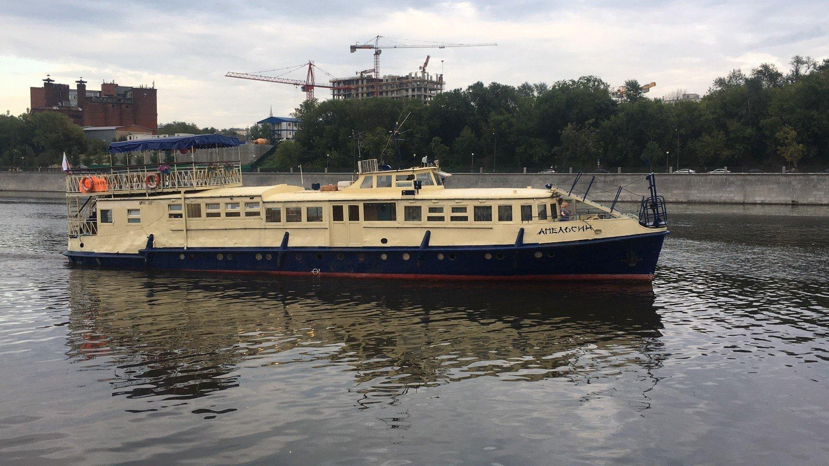 фотография Московский банкетный флот