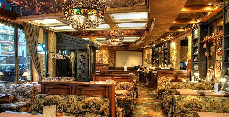 фотография Гастрономического ресторана Сыто-пьяно на Днепровской Набережной
