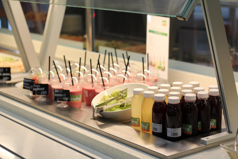 фотография Кафе-столовой ReFre в БЦ Город Столиц
