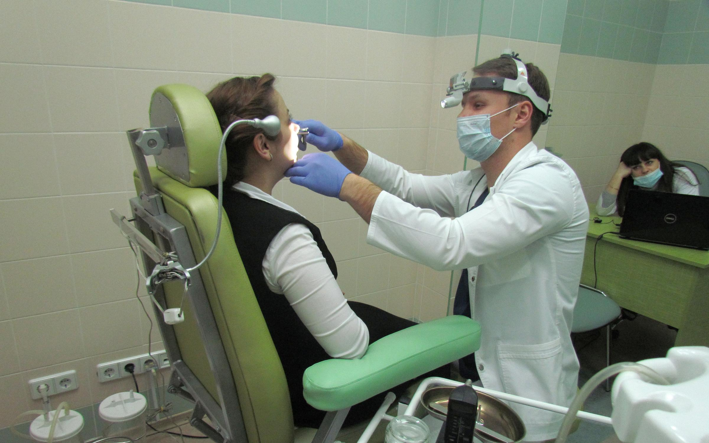 Стоматологические клиники в саратове в ленинском