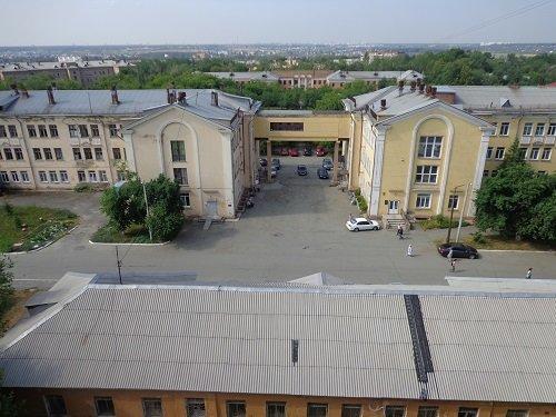 фотография Городской клинической больницы №6 на улице Румянцева