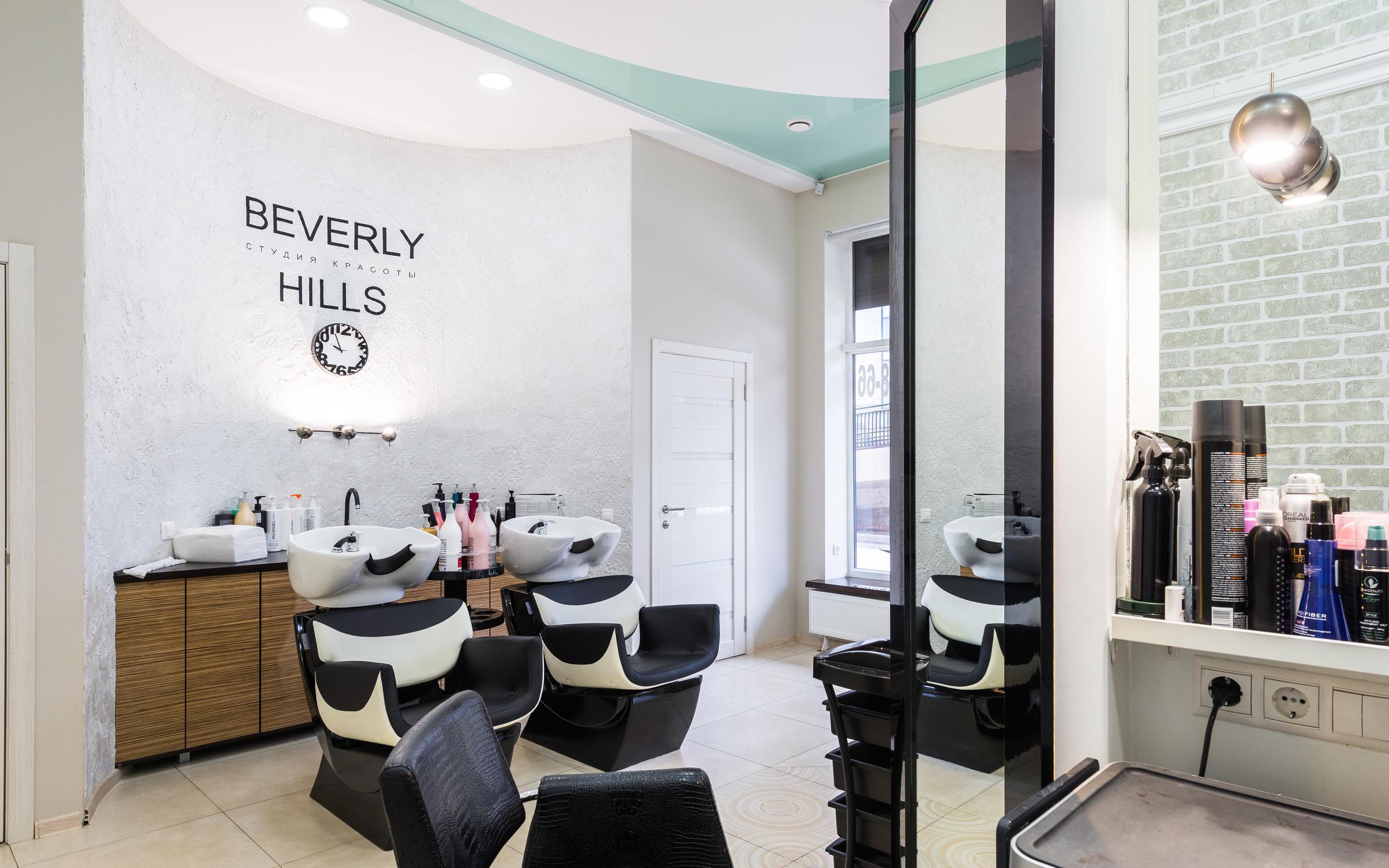 фотография Салона красоты Beverly Hills в Красносельском районе