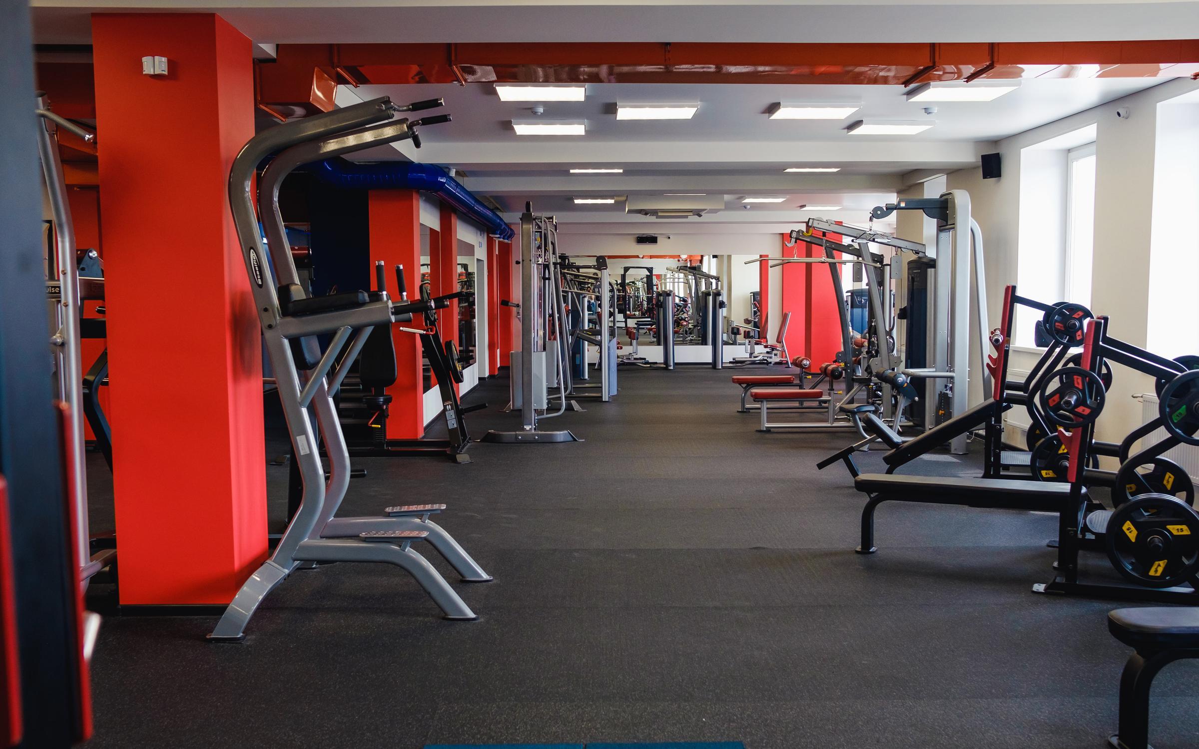 фотография Фитнес-клуба Icon Club Fitness на улице Сони Кривой