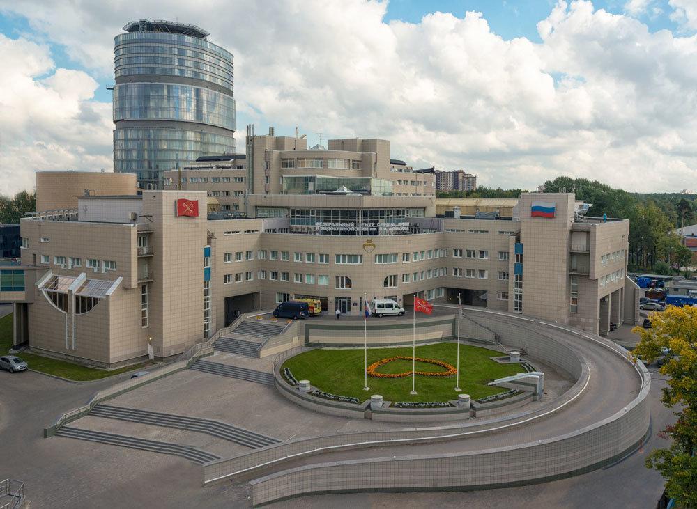 фотография Национального медицинского исследовательского центра им. В.А. Алмазова  на улице Аккуратова