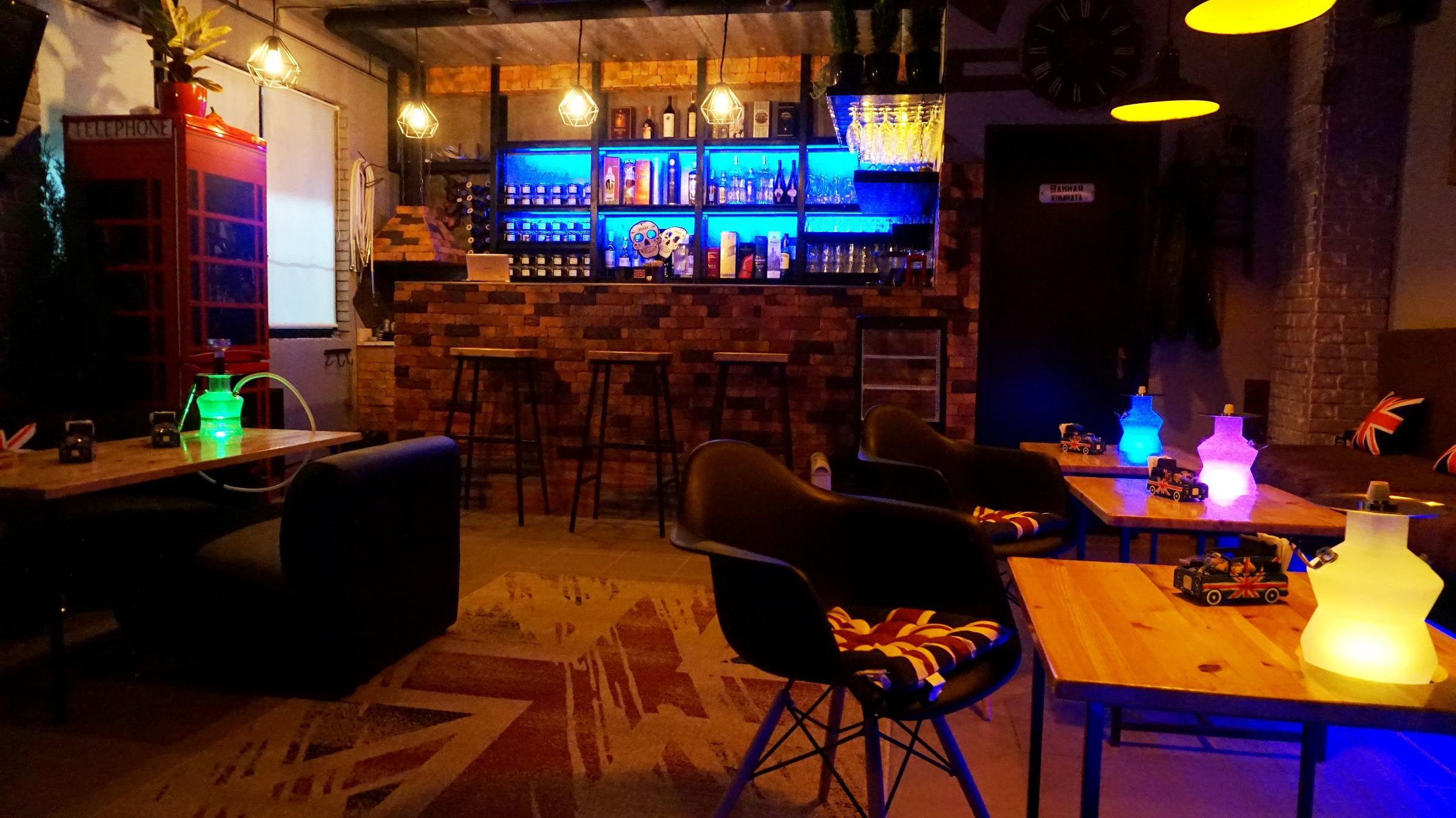 фотография Hookah bar GB на улице Дмитрия Луценко