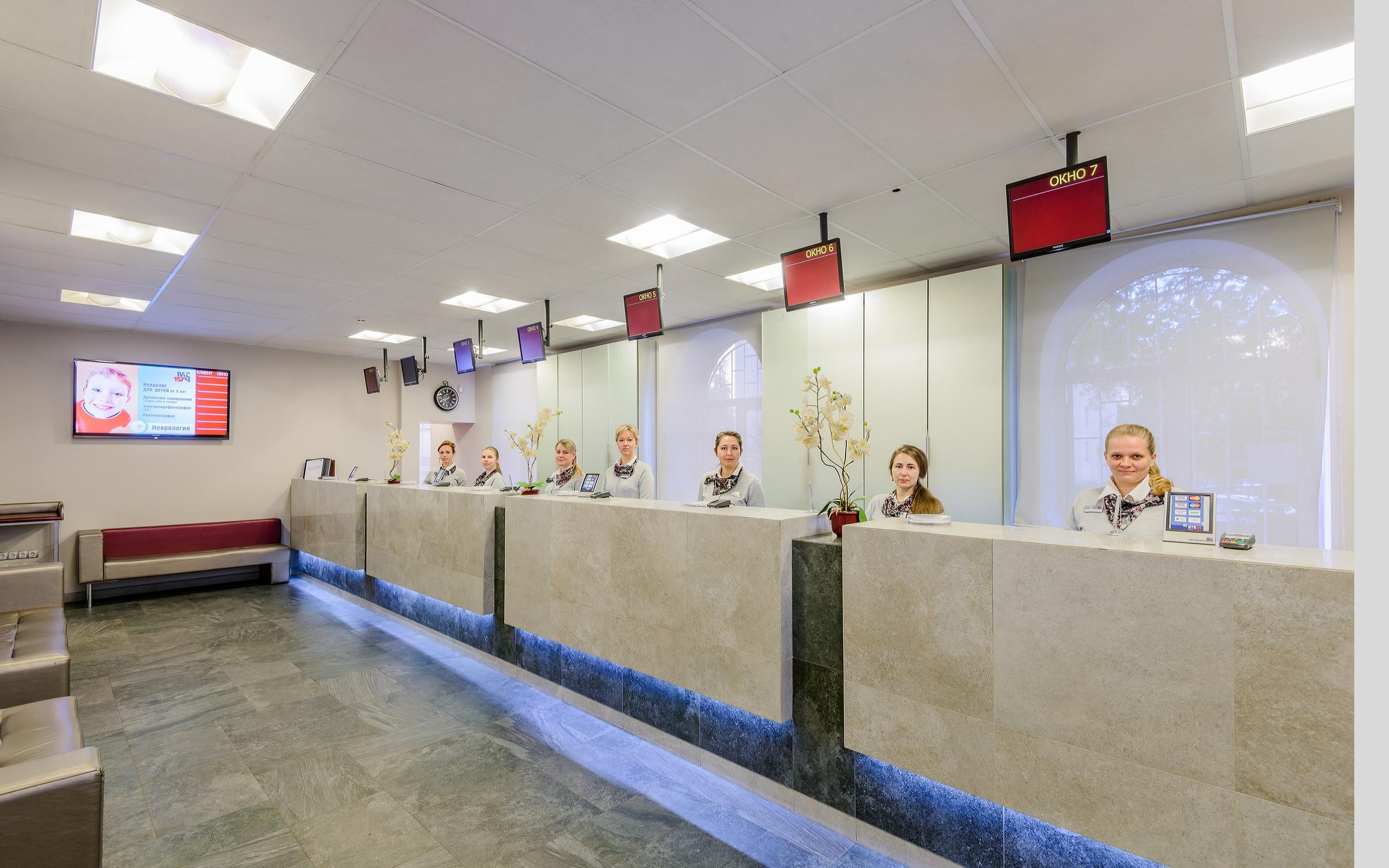 фотография Многопрофильного медицинского центра МСЧ №157 на Варшавской улице