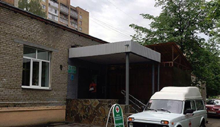 фотография Центральной районной больницы Поликлиническое отделение для детей на улице Карла Маркса