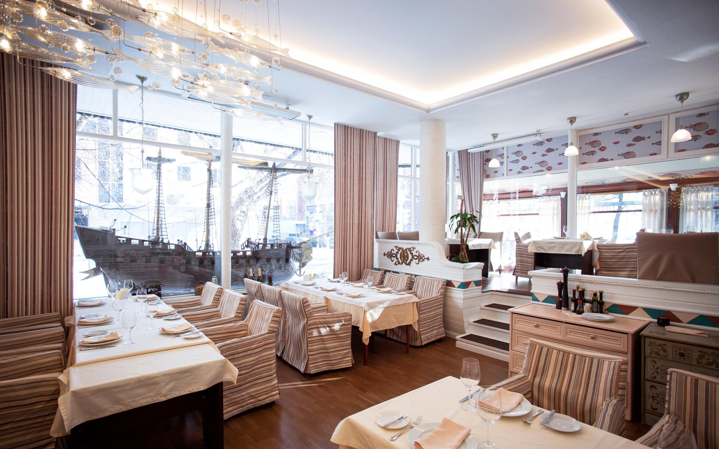 фотография Ресторана Ботик Петра на Лесной улице