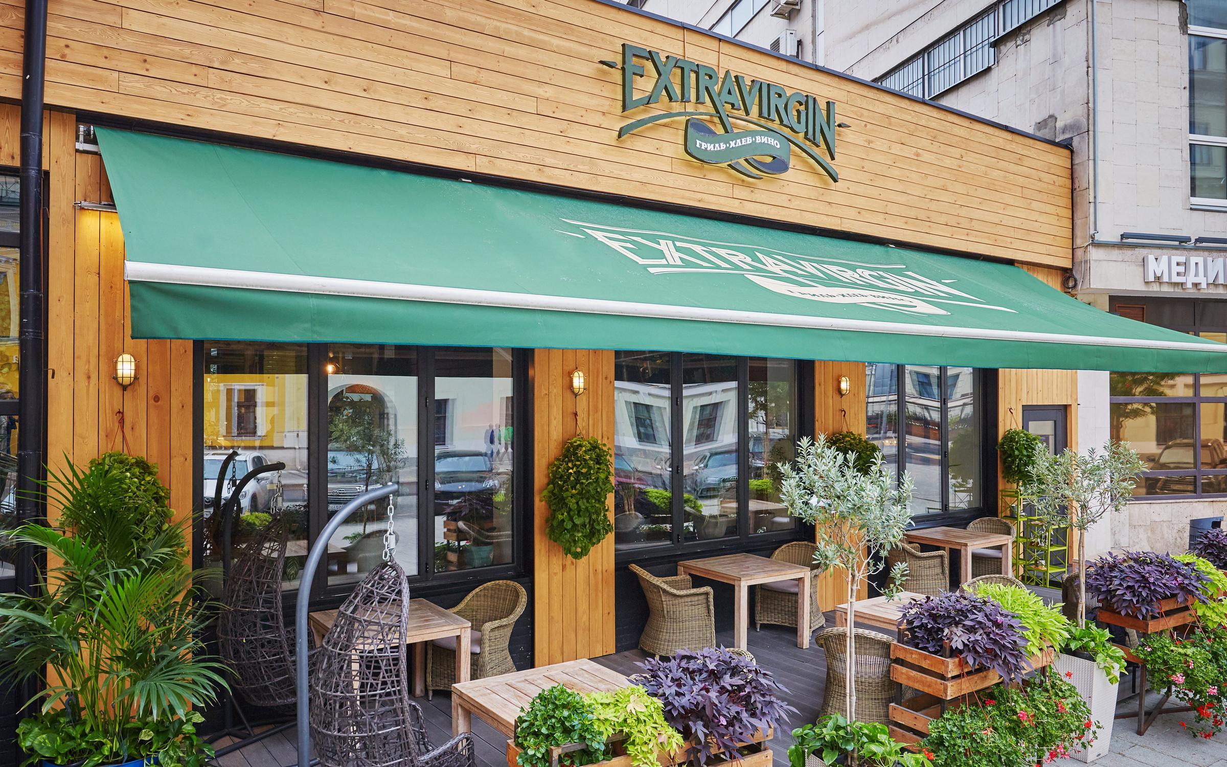 фотография Ресторана средиземноморской кухни Extra Virgin на улице Малая Дмитровка
