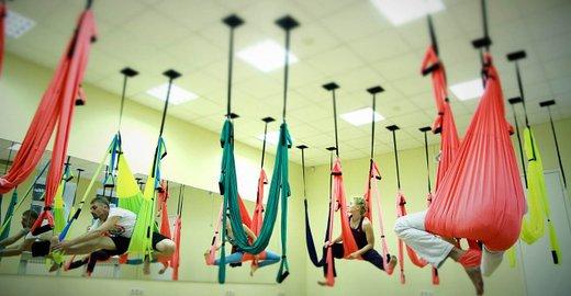 фотография Студии йоги I-Yoga на Васильевском