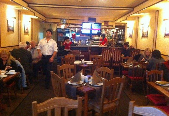 фотография Кафе-бара Токат на Новорязанской улице