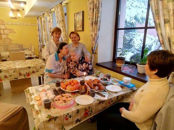 Государственный дом престарелых калининского района спб пансионат для пожилых уютный дом иваново