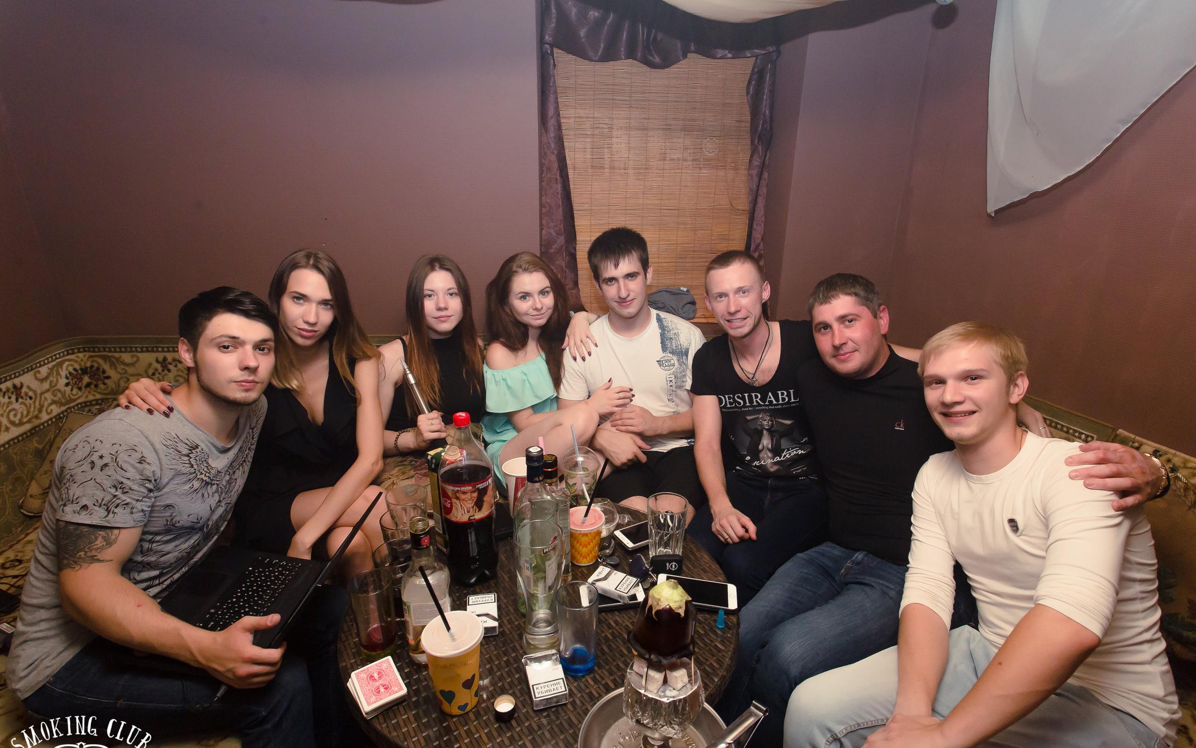 фотография Кальянной SK SmoKing club