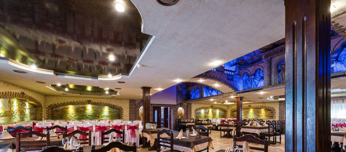 Фотогалерея - Ресторан Рандеву на проспекте Культуры
