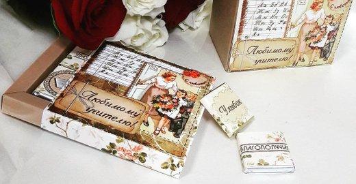 фотография Магазина подарков Шоколадно на Навигационной улице