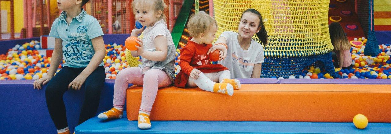 фотография Детского центра Туса Джуса в Багратионовском проезде, 5