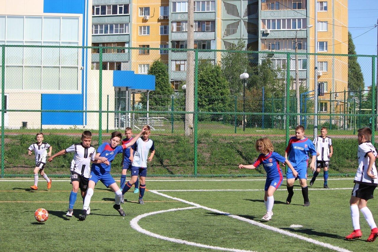 фотография Футбольная школа Гэлакси на улице Пучковка