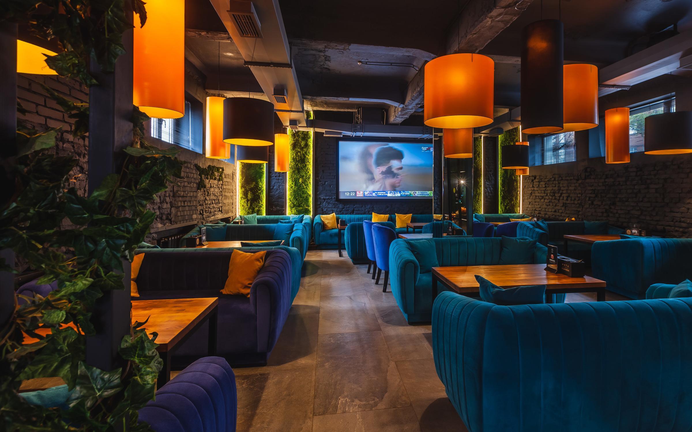 фотография Кальянной Мята Lounge на улице Усачёва