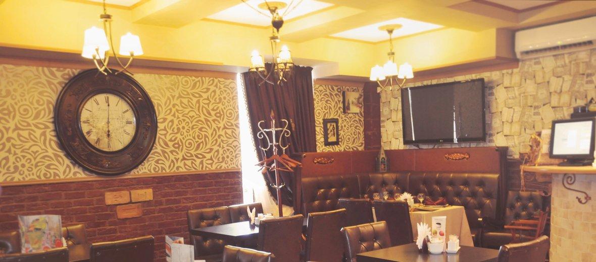 Фотогалерея - Кафе London Street в Гатчине