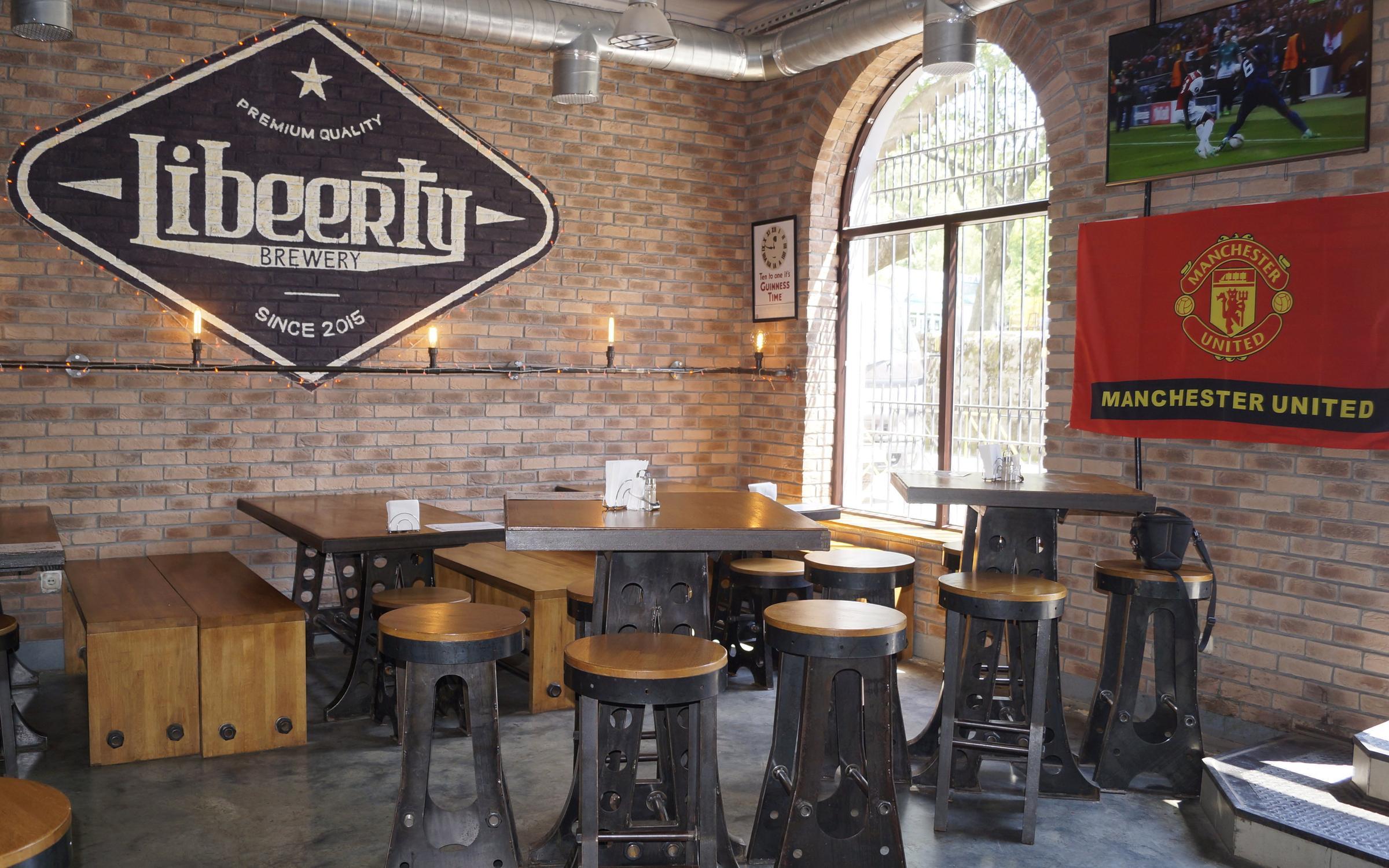 фотография Libeerty Brewery