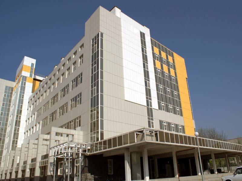 фотография Республиканской клинической больницы МЗ РТ на Оренбургском тракте