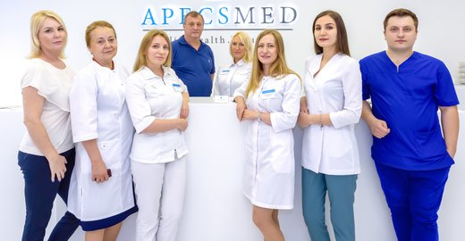 фотография Клиники эстетической медицины Apecsmed в Центральном районе