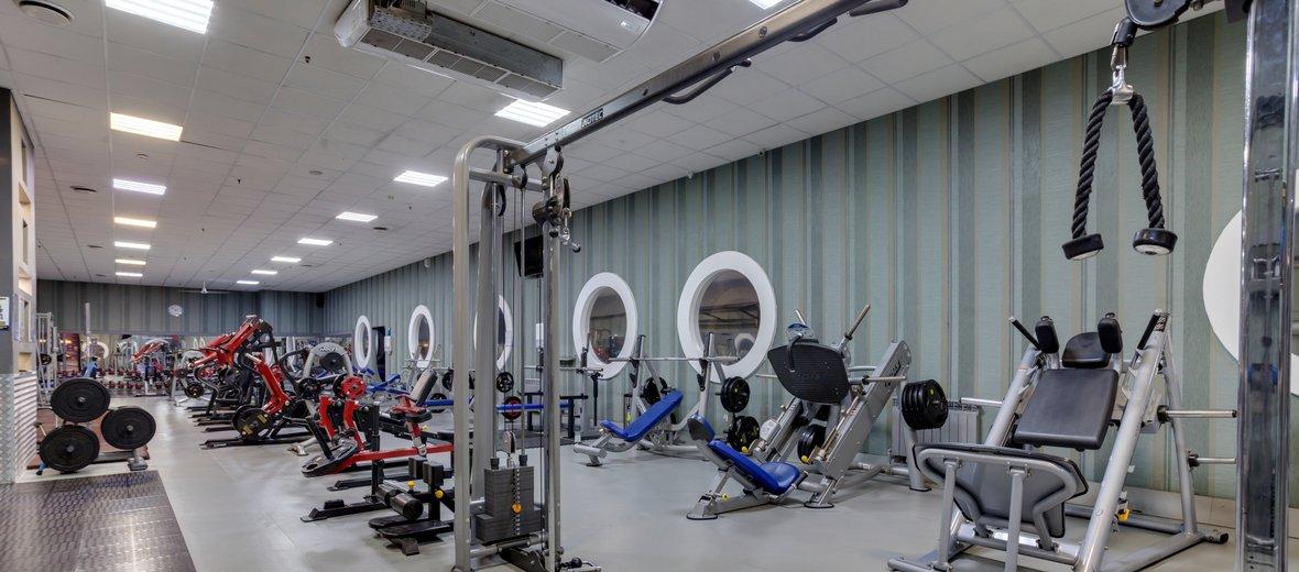 Фотогалерея - СССР, фитнес клубы
