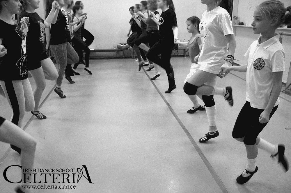 фотография Школы ирландского танца Кельтерия в 3-м Хорошёвском проезде