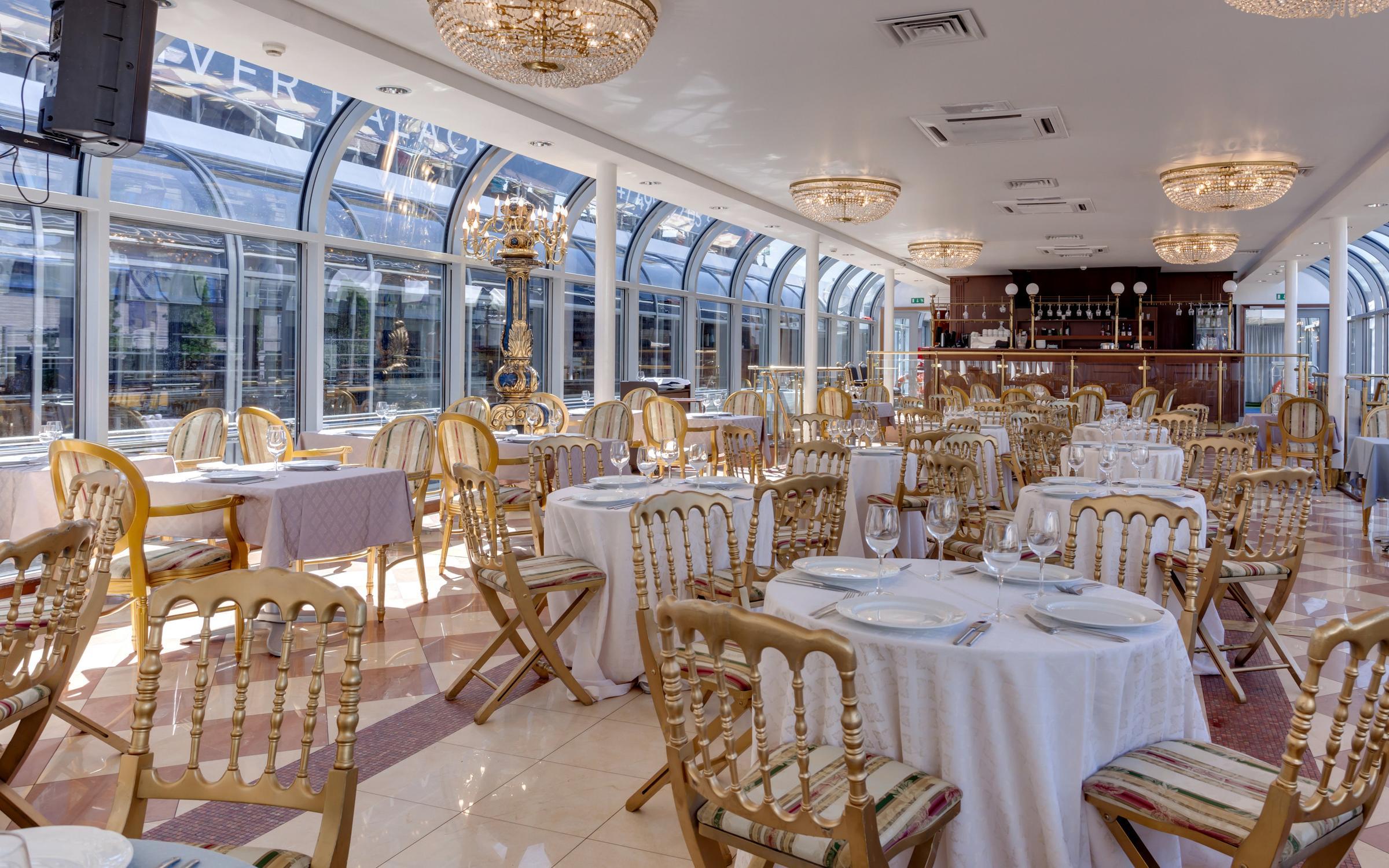 фотография Теплохода River Lounge на Бережковской набережной