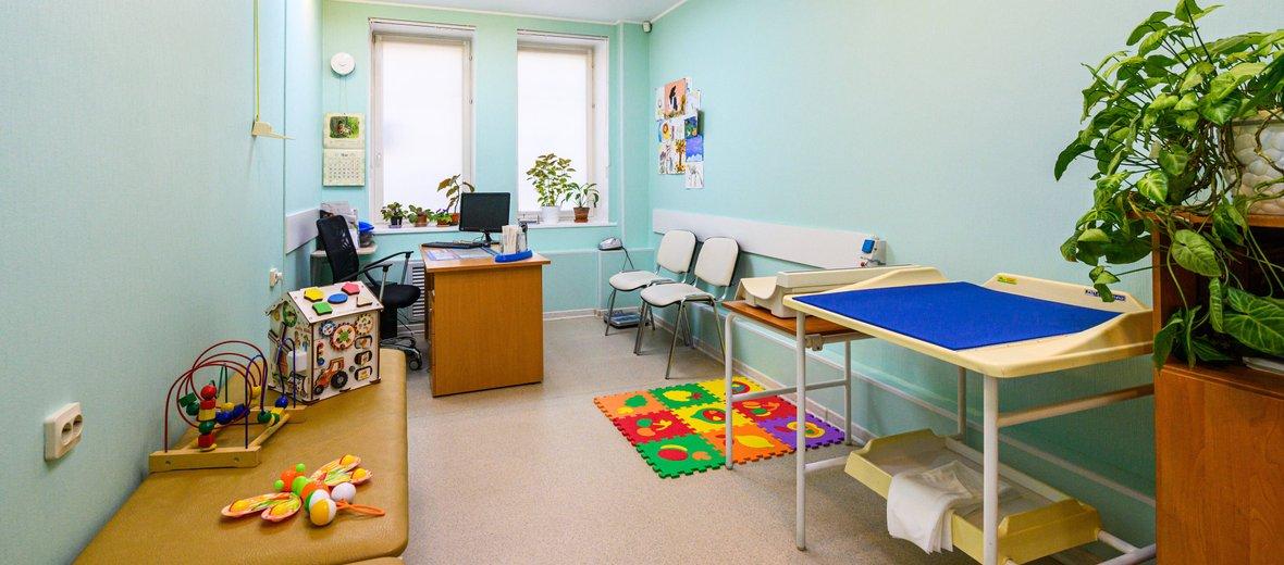 Фотогалерея - Детская клиника Дункан на Серебристом бульваре