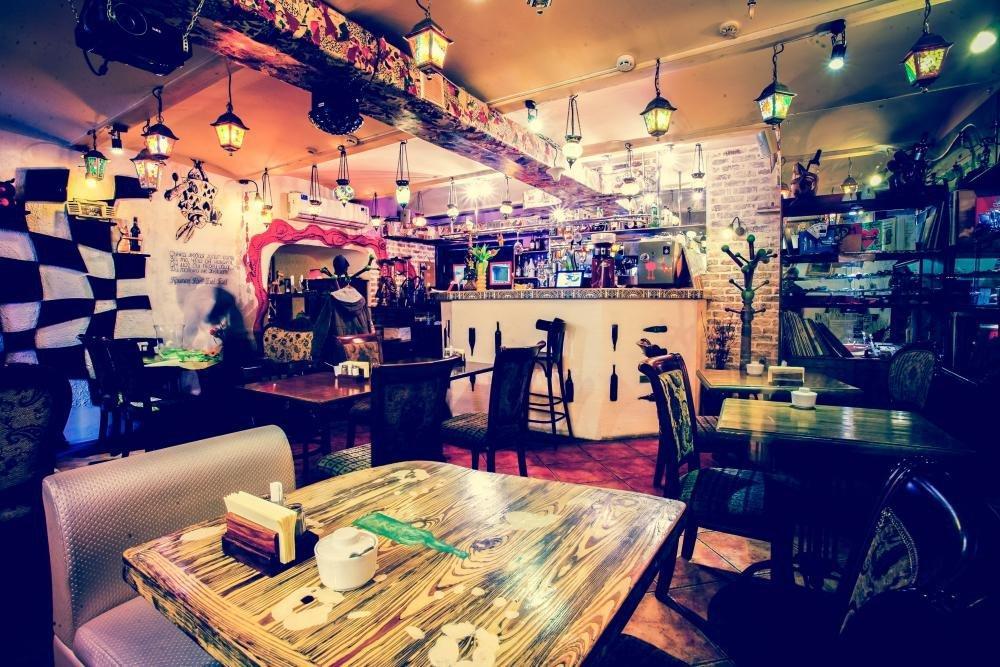 фотография Кафе Рецептор на Большой Никитской улице