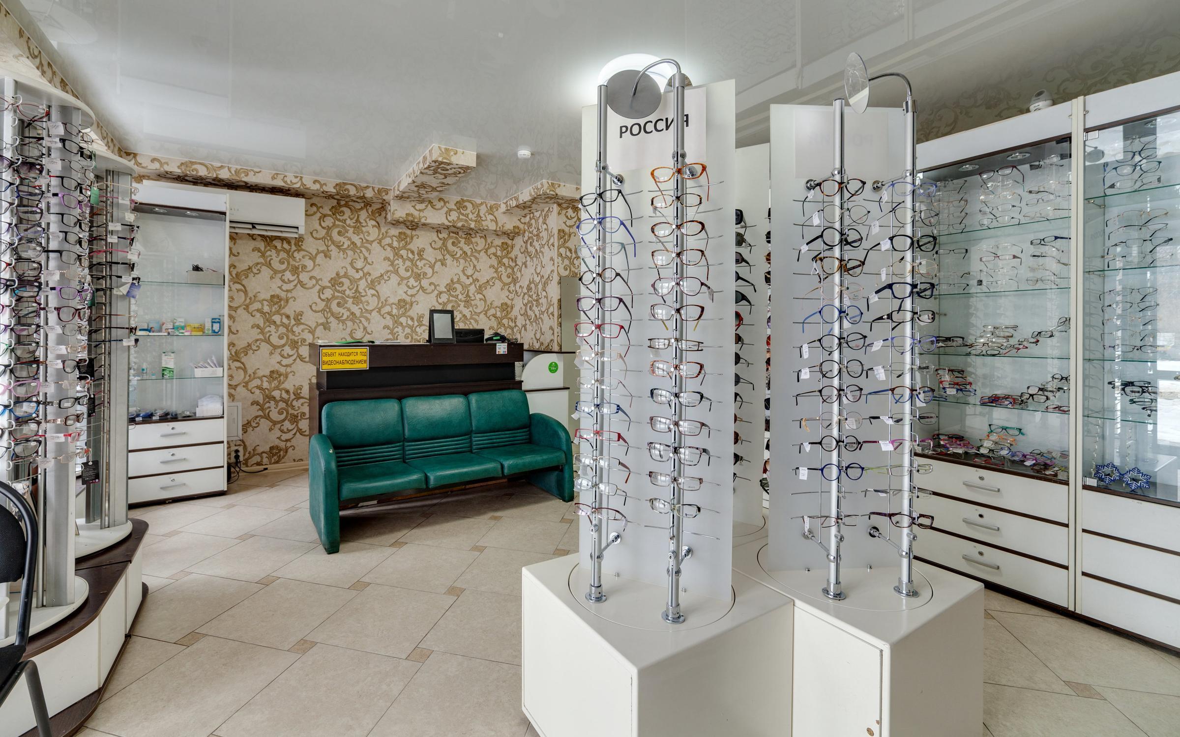 фотография Офтальмологического центра Бест Вижн на улице Дзержинского
