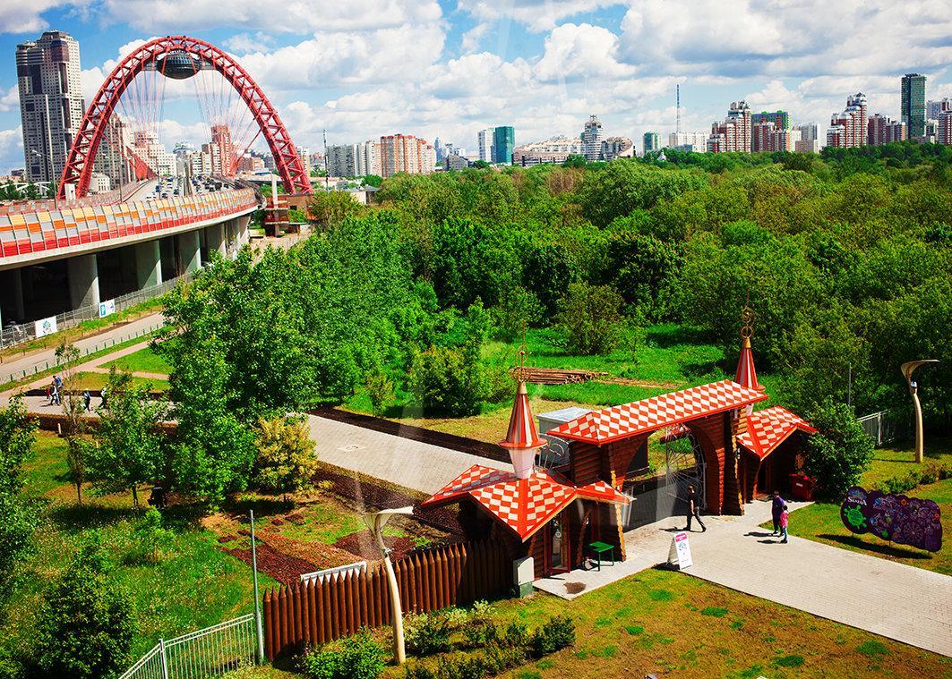 фотография Семейного парка Skazka в Крылатском