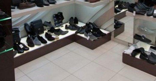 Сеть салонов обуви GUDIALI - 7 магазинов одежды и