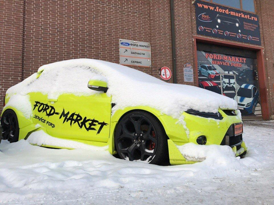отзывы о ford-market