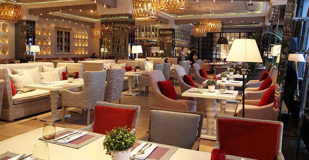 Фотогалерея - Ресторан Seasons в ТЦ РИО