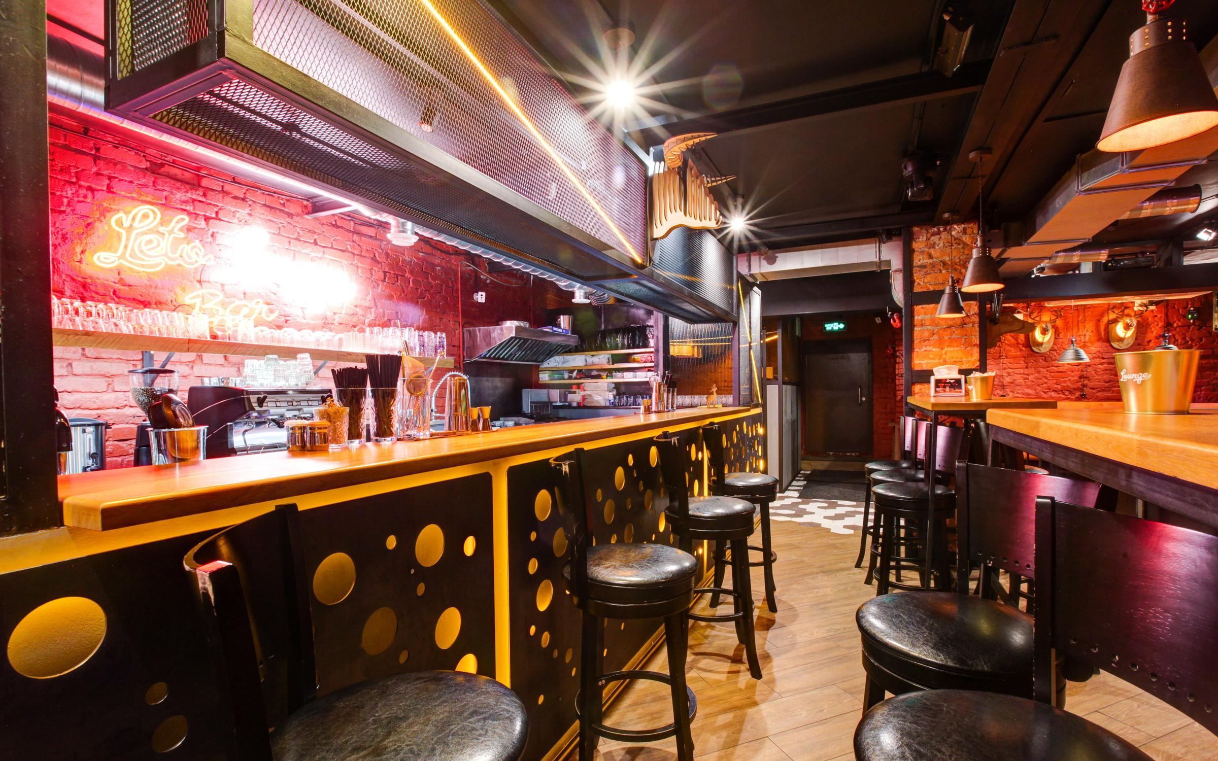 фотография Кальянной Leto Lounge Bar в Подсосенском переулке