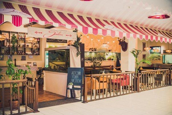 фотография Семейного ресторана Scalini в ТЦ Гранд Каньон