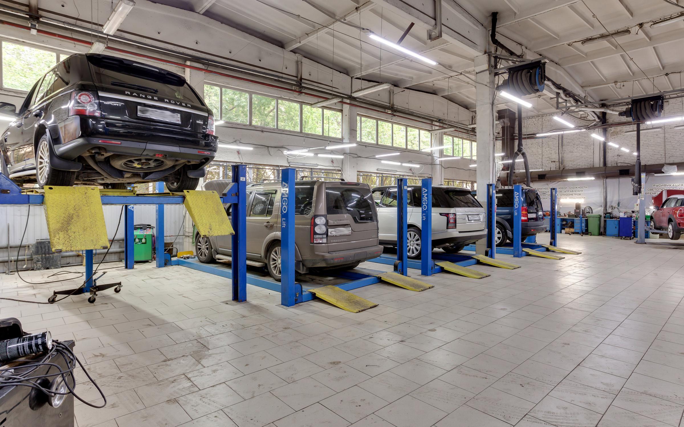 фотография Сервиса по ремонту и обслуживанию автомобилей Land Rover ЮГ
