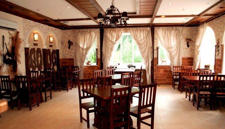 фотография Ресторана Охота в Крюковщине
