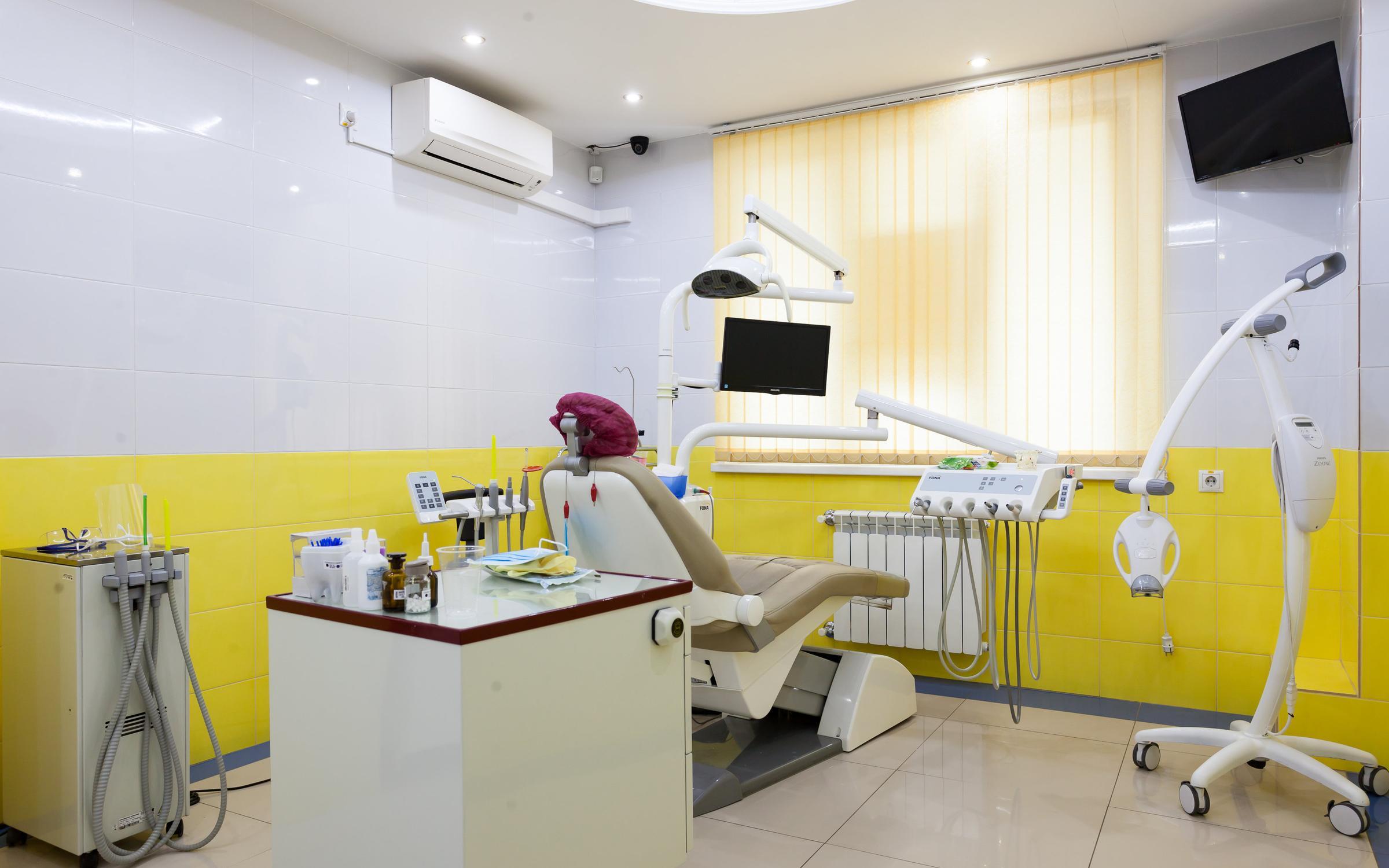фотография Стоматологической клиники Smile Symphony на метро Нагорная