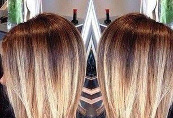 Стрижка и окрашивание волос модные