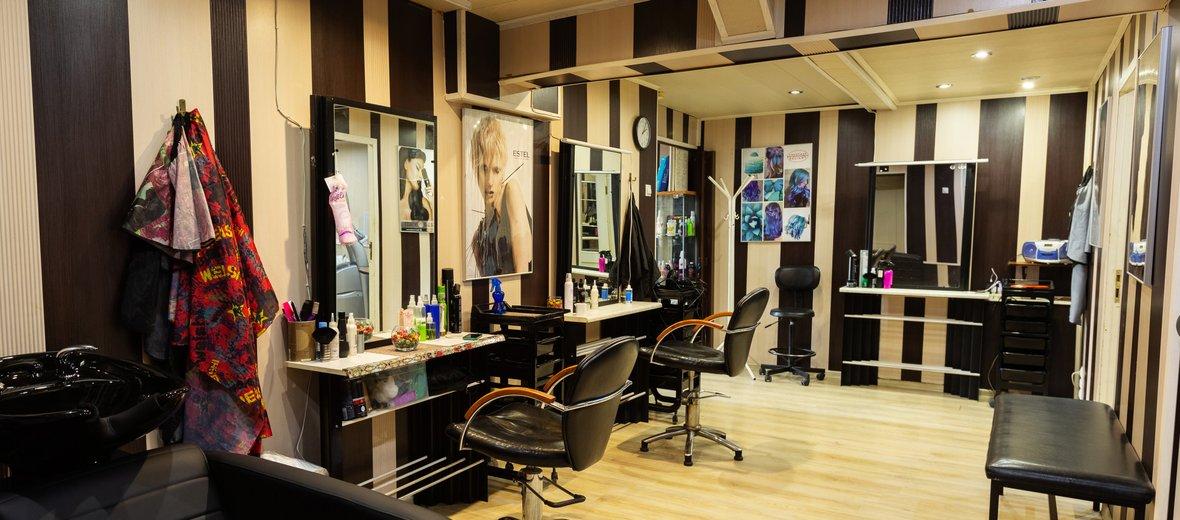 Фотогалерея - Салон-парикмахерская Модница на проспекте Будённого