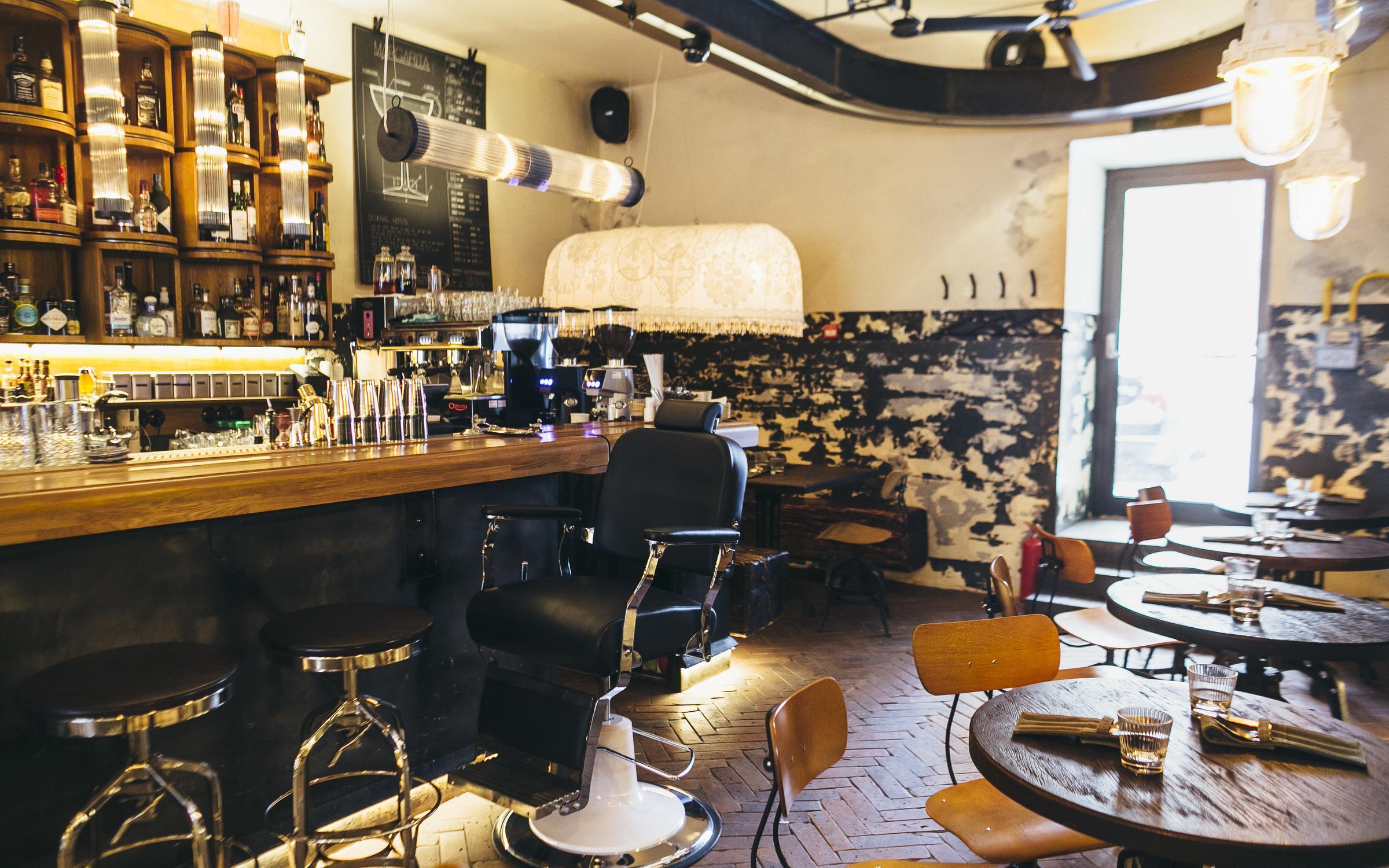 фотография Ресторана & бара Masters & Margaritas в Большом Палашёвском переулке
