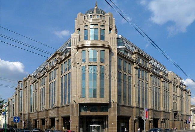 фотография Бизнес-центра Воздвиженка Центр на улице Воздвиженка
