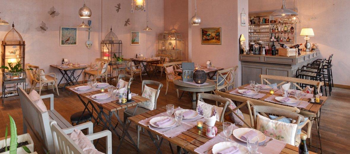 Фотогалерея - Ресторан Cafe de Arts на улице Маршала Соколовского