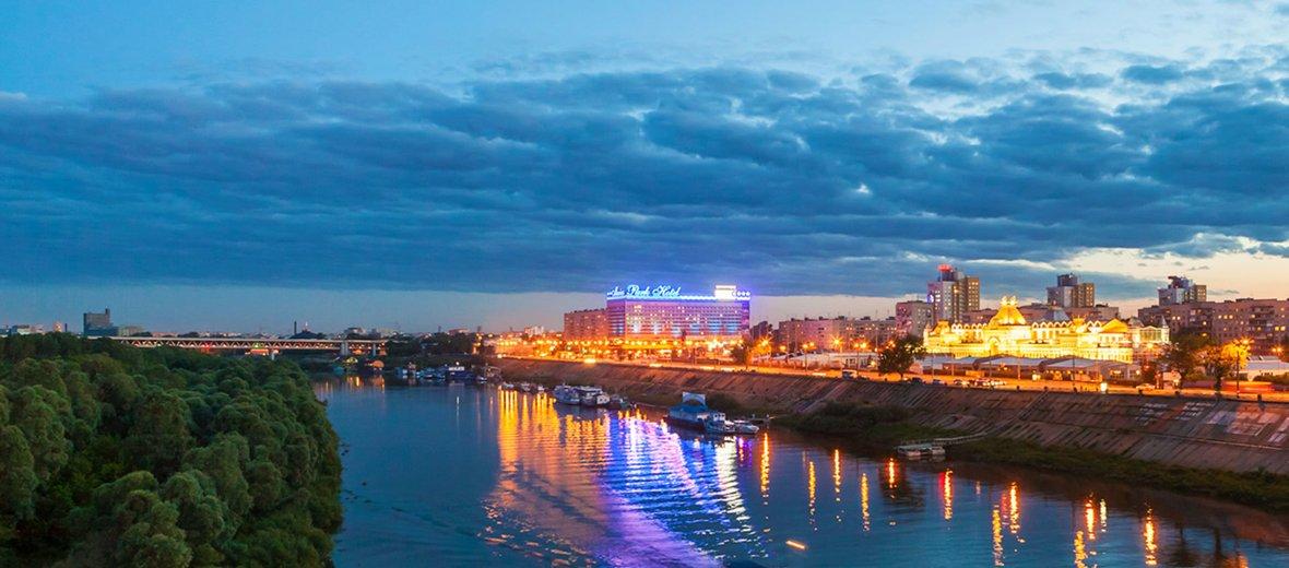 Фотогалерея - Гостиничный комплекс Маринс Парк Отель Нижний Новгород