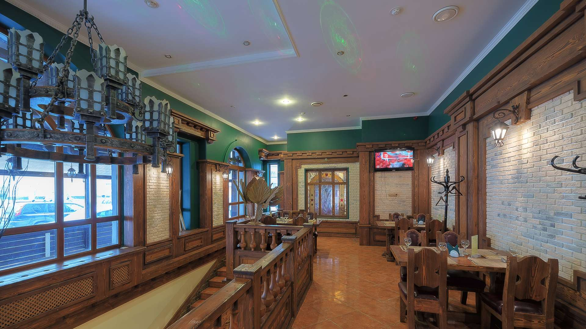солнечногорск-30 военный городок ресторан шервуд что там