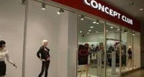 c6f1e537660c Магазин женской одежды Concept Club в ТЦ Спектр - отзывы, фото, каталог  товаров, цены, телефон, адрес и как добраться - Одежда и обувь - Москва -  Zoon.ru